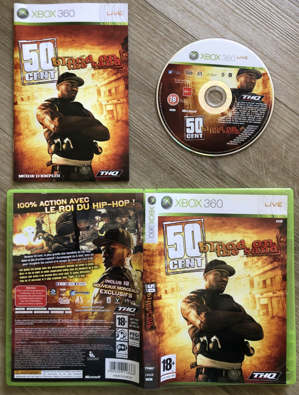 50 cent : Blood on the Sand 3c3a9310