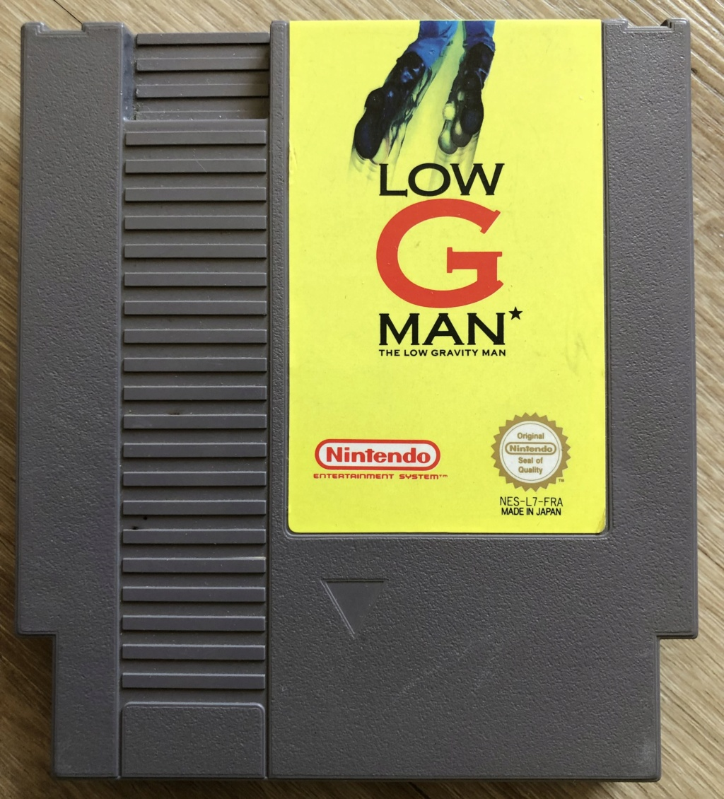 Low  G Man 3cb2c110