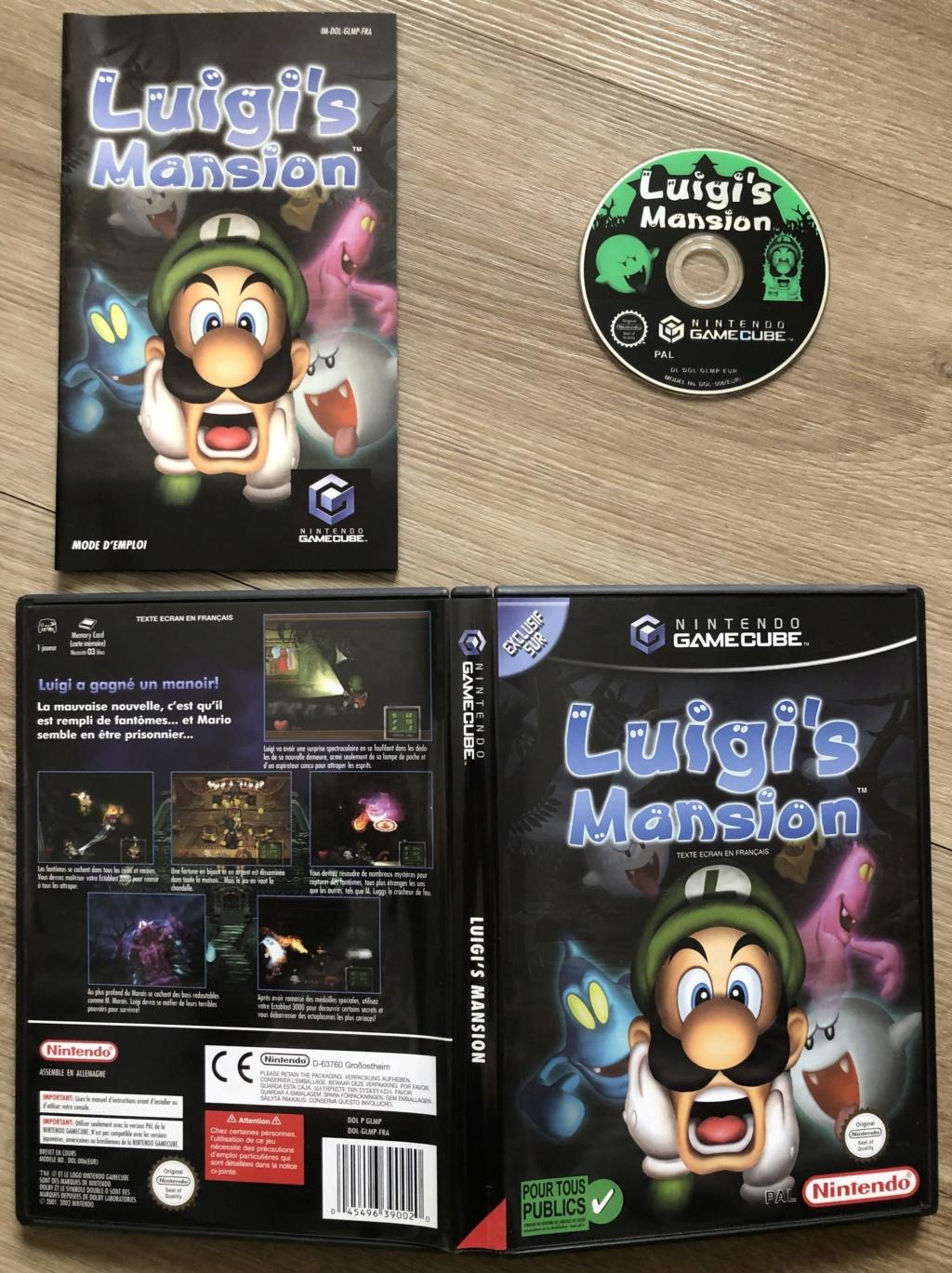 Luigi's Mansion 3f402b10