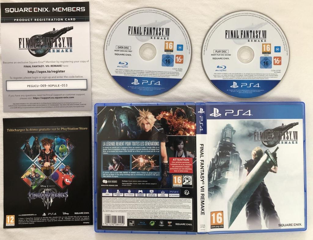 Final Fantasy VII Remake  3f82cc10