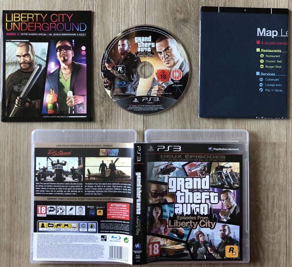Gran Theft Auto : Épisodes from Liberty City  42112310