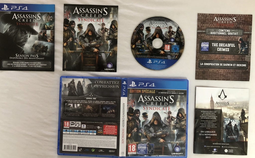 Assassin's Creed Syndicate  46d79b10