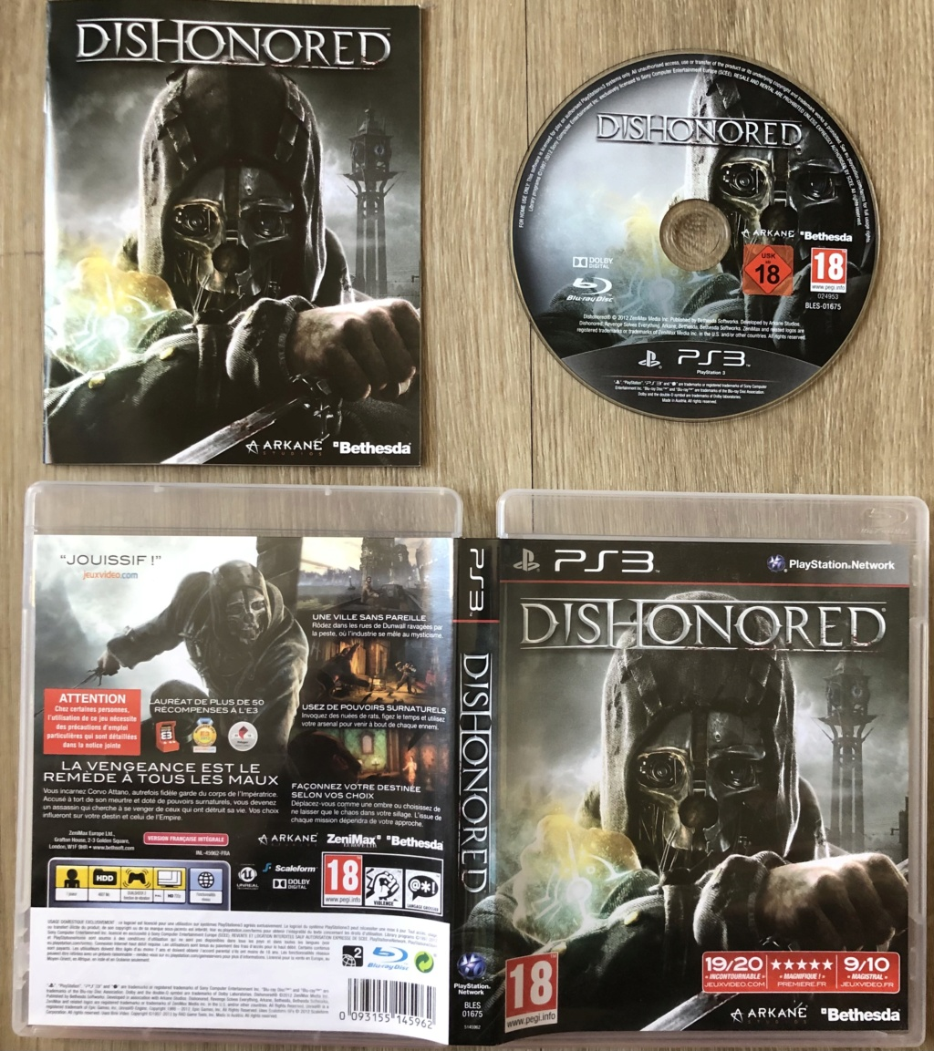 Dishonored  479f4b10
