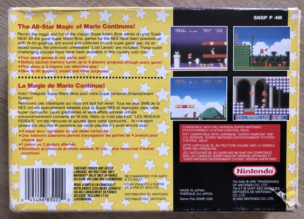Super Mario All-Stars 4b972c10