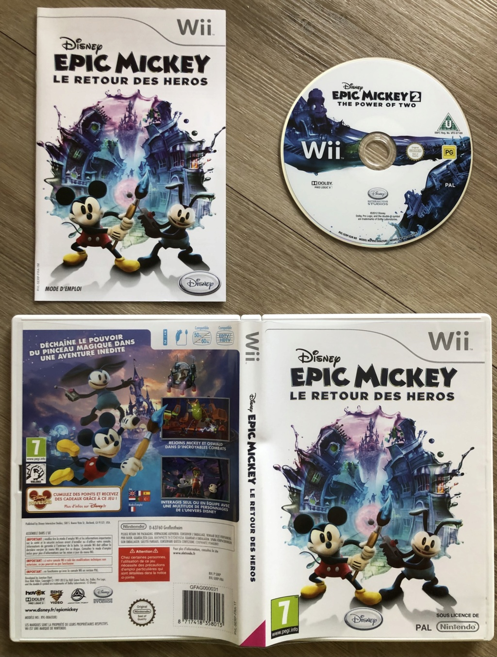 Épic Mickey : Le Retour des Heros  5c8dce10
