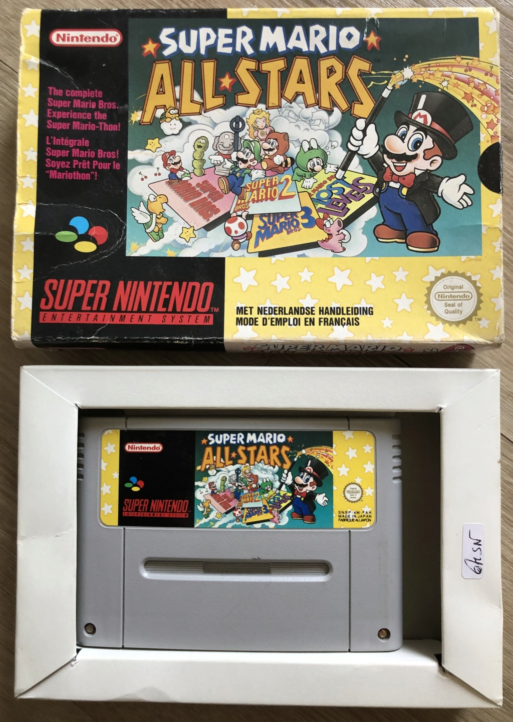 Super Mario All-Stars 5e60a810