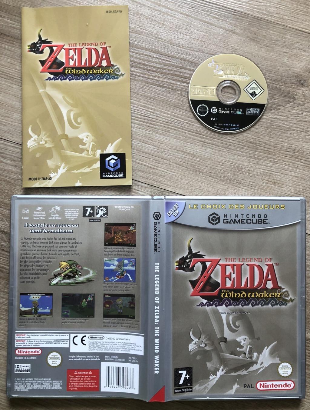 The Legend of Zelda : The Wind Waker 61c4d010