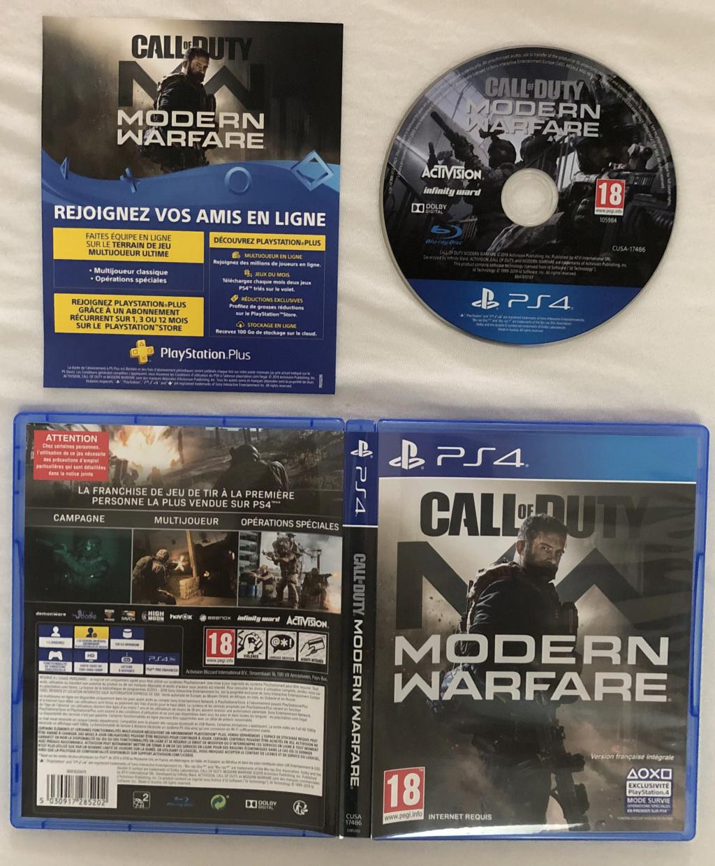 Call of Duty : Modern Warfare 62da0410