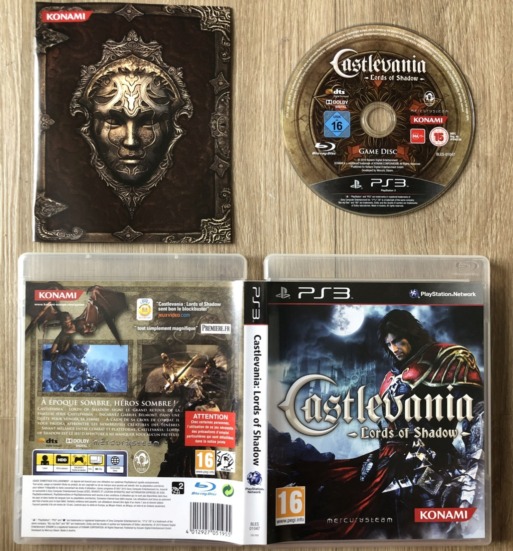 Castlevania : Lords of Shadow 6bd84110
