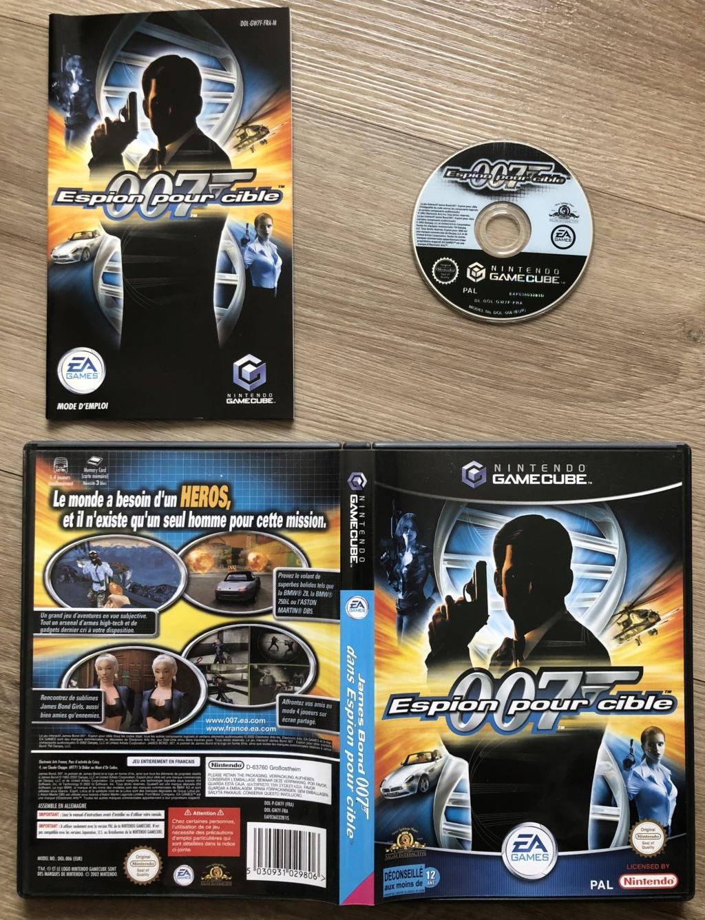 James Bond 007 dans Espion Pris Pour Cible 6e99a410