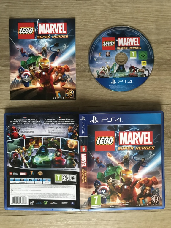 LEGO : Marvel Super Heroes 74c94e10