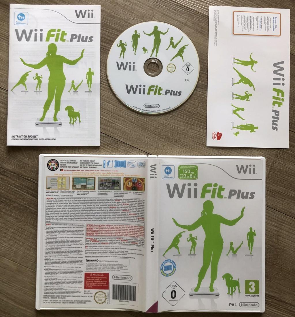Wii Fit Plus 771c0410