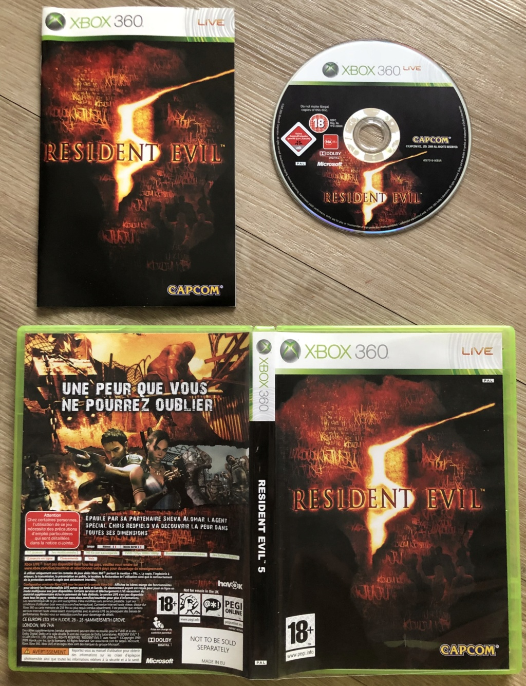 Resident Evil 5 797faf10