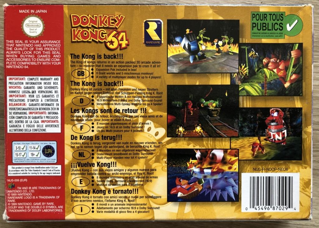 Donkey Kong 64 79b80510
