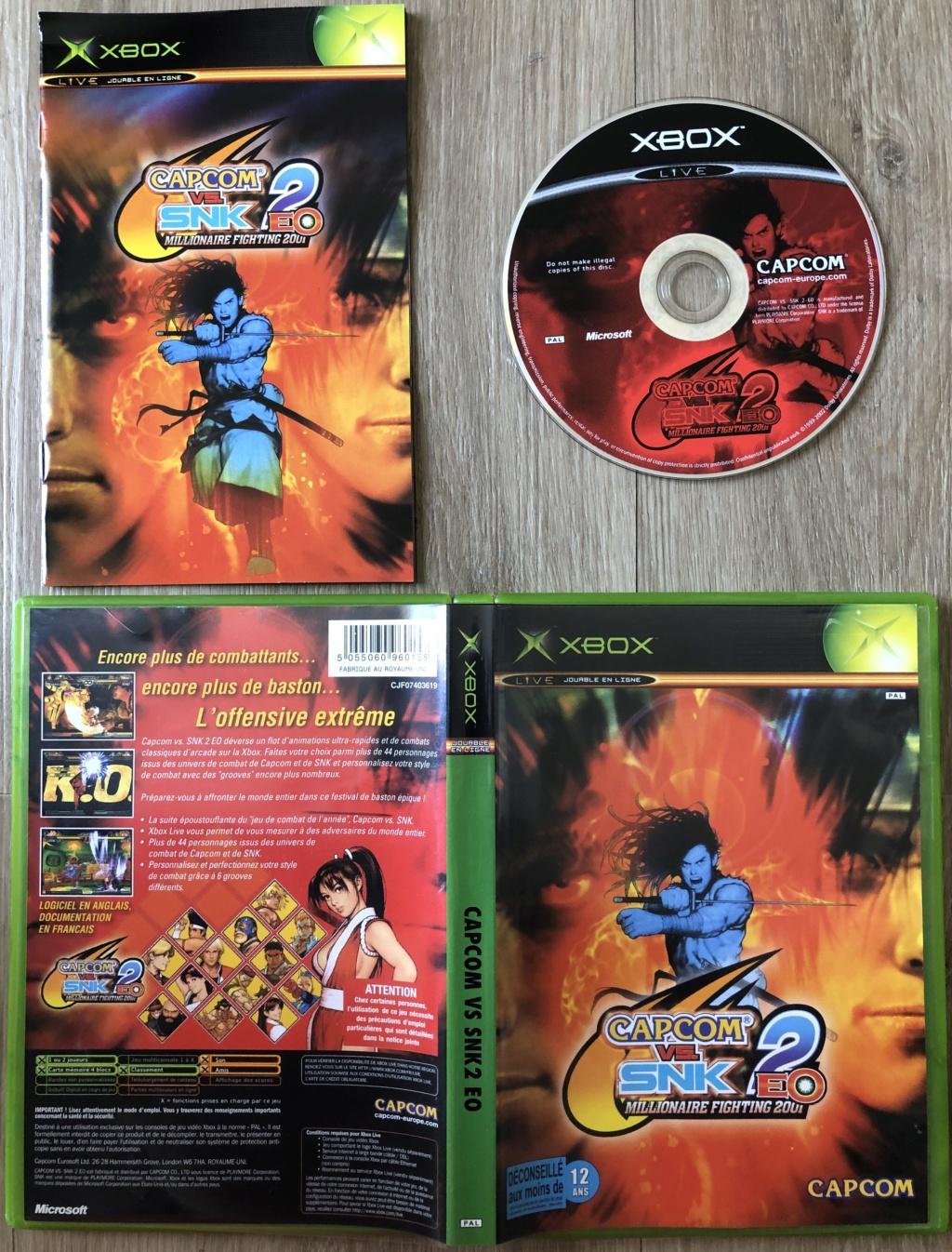 Capcom VS SNK 2 EO: millionaire fighting 2001 86670410