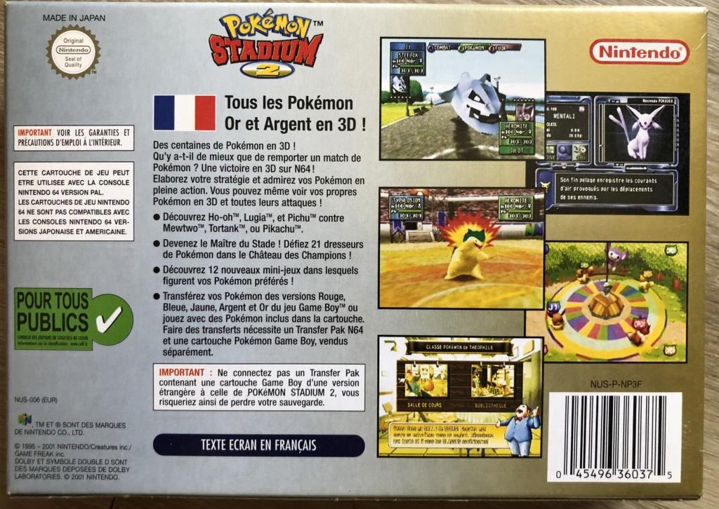Pokemon Stadium 2 97121a10