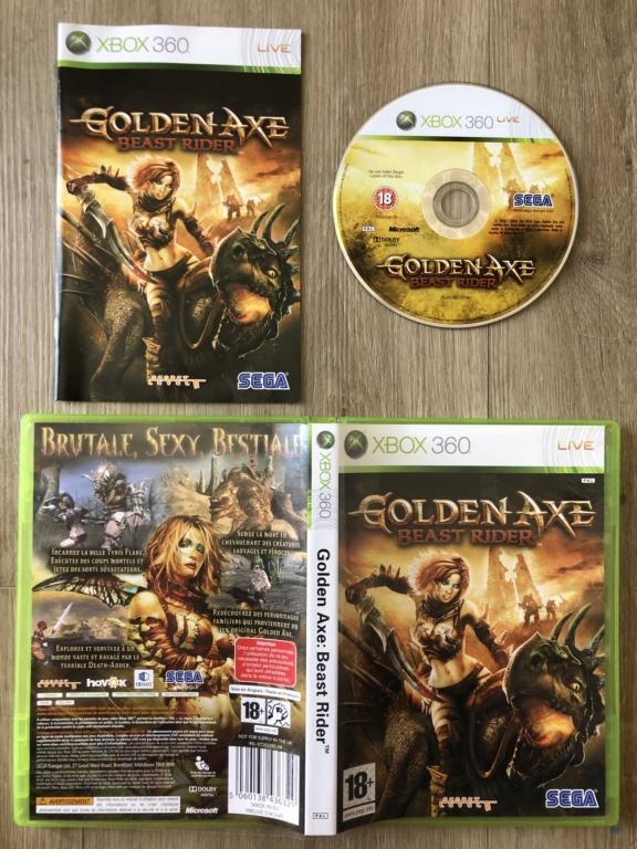 Golden Axe : Beast Rider 979f7110