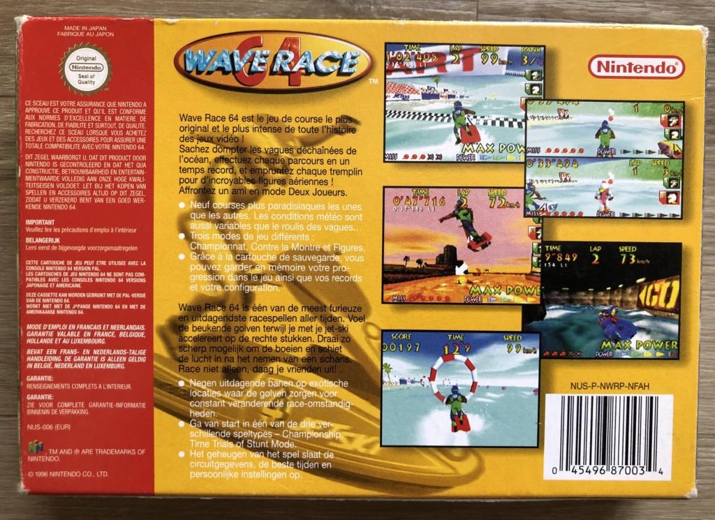 Wave Race 64 99412010