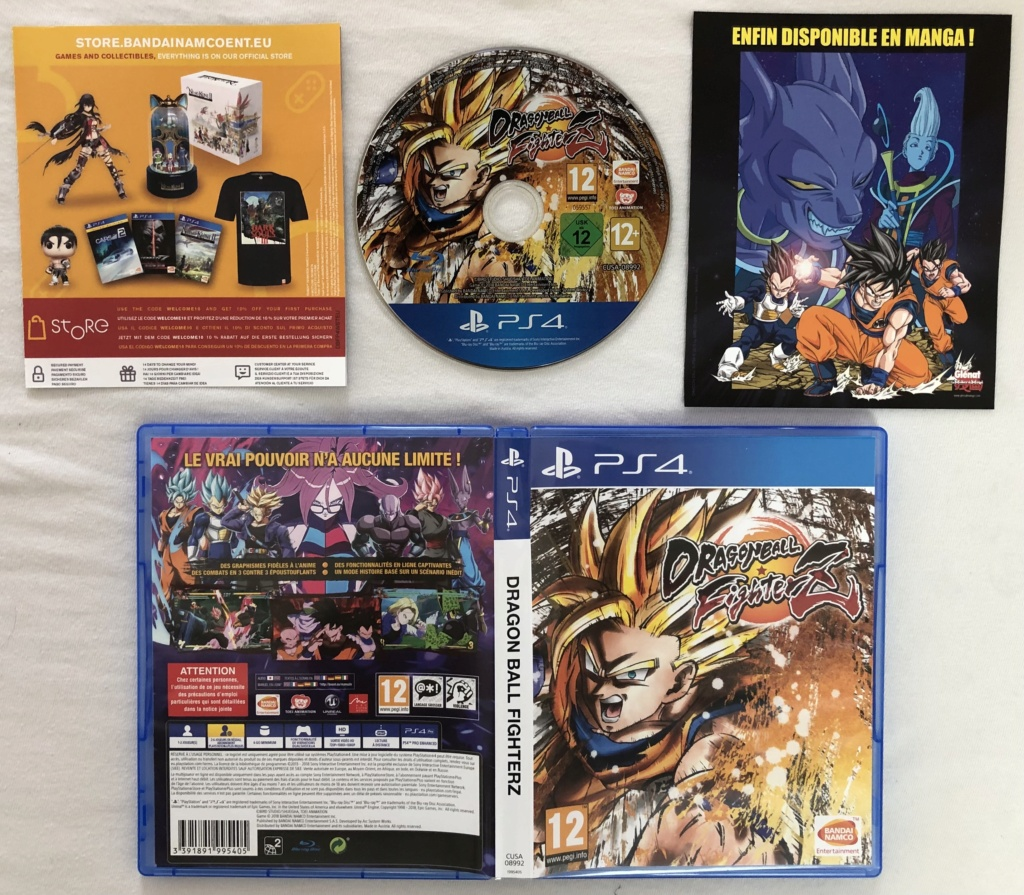 Dragon Ball Fighter Z 9ef4ff10