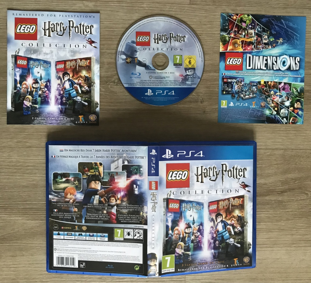 LEGO : Harry Potter Collection  9f6f6d10