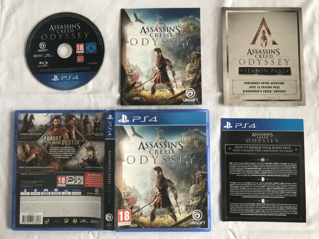 Assassin's Creed Odyssey  A0de8610