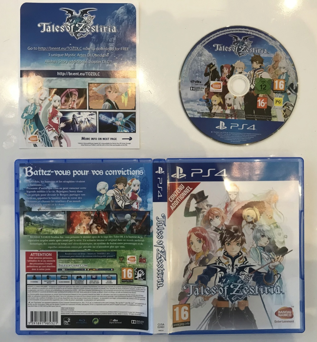 Tales of Zestria A4191510