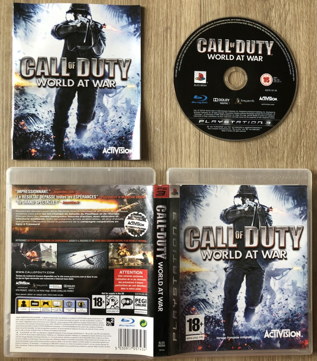Call of Duty : World at War A47e8610
