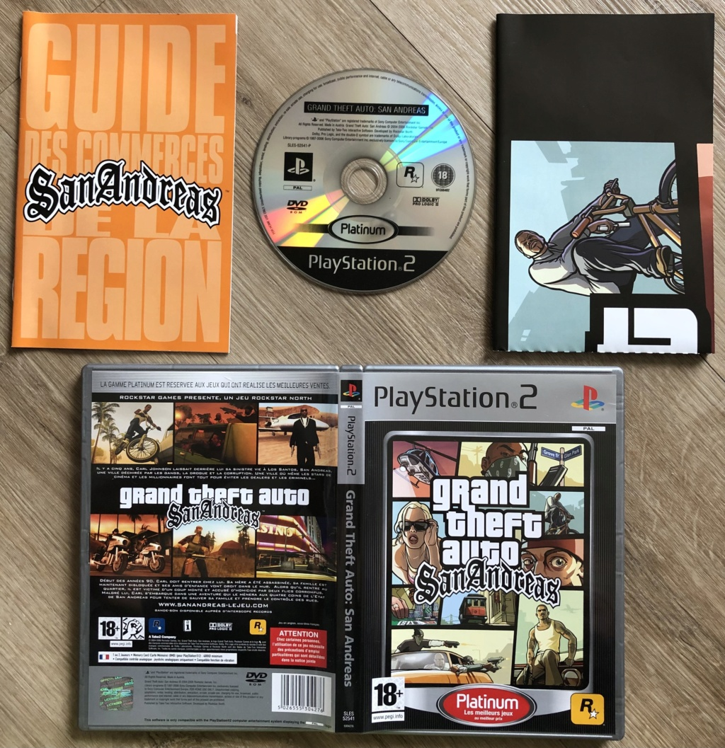 Grand Theft Auto : San Andreas Ac524510