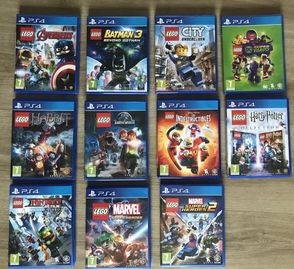 Série LEGO B4586610