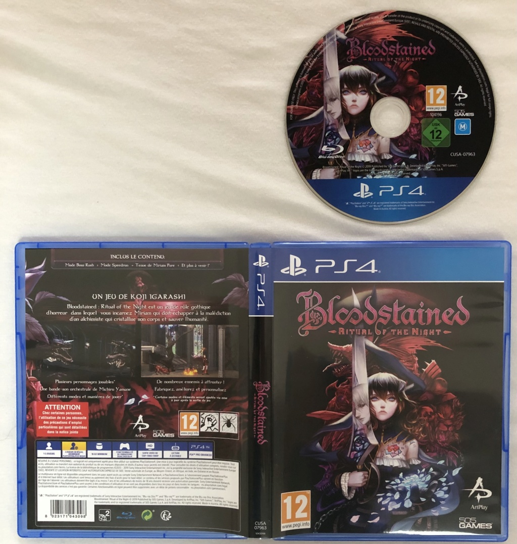 Bloodstained : Ritual of the Night B515a710