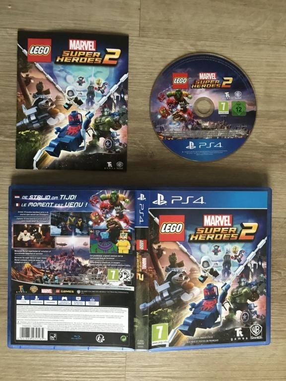 LEGO : Marvel Super Heroes 2 Bec4e910