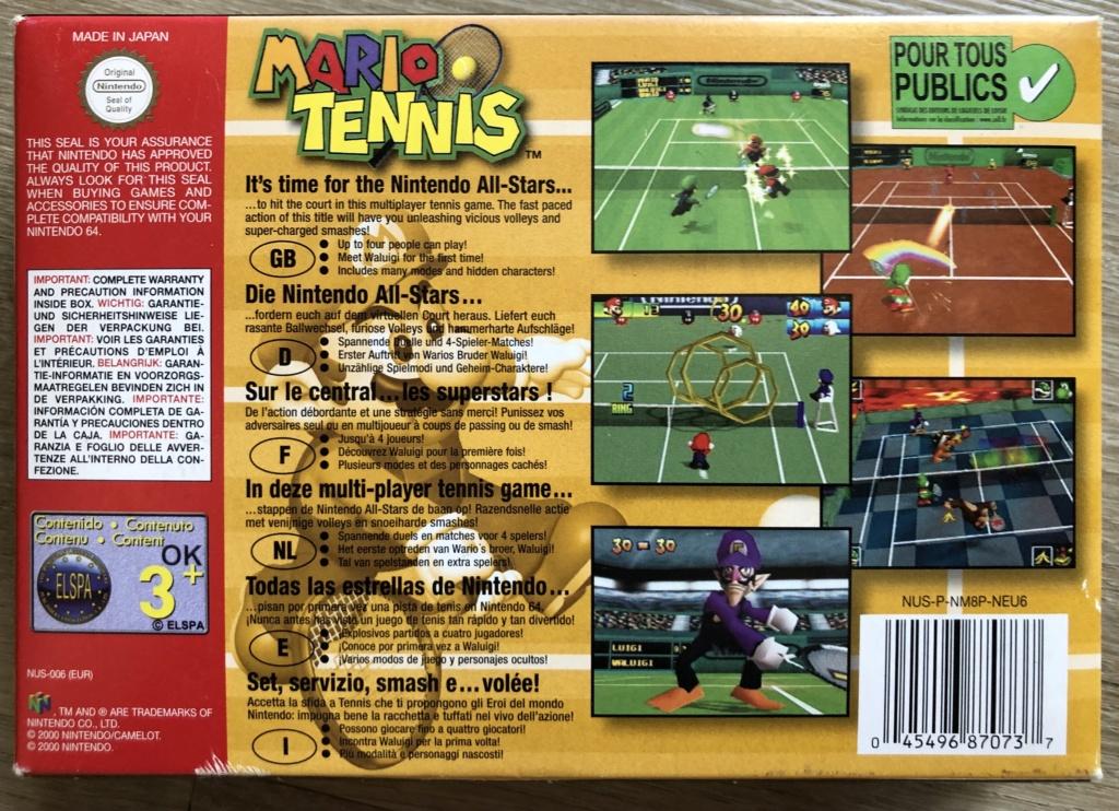 Mario Tennis C1a65710
