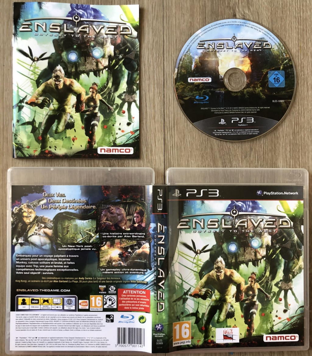 Enslaved : Odyssey to the West Cb580410