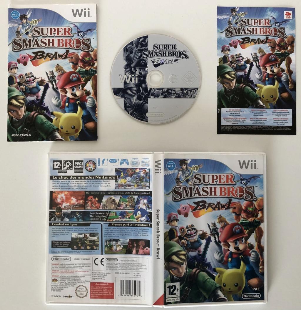 Super Smash Bros Brawl Cdda4910
