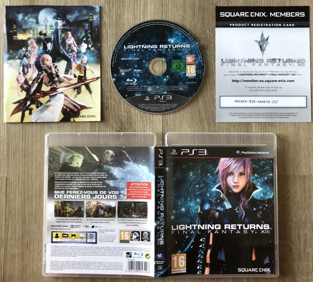 Final Fantasy XIII : Lightning Returns Dba73910