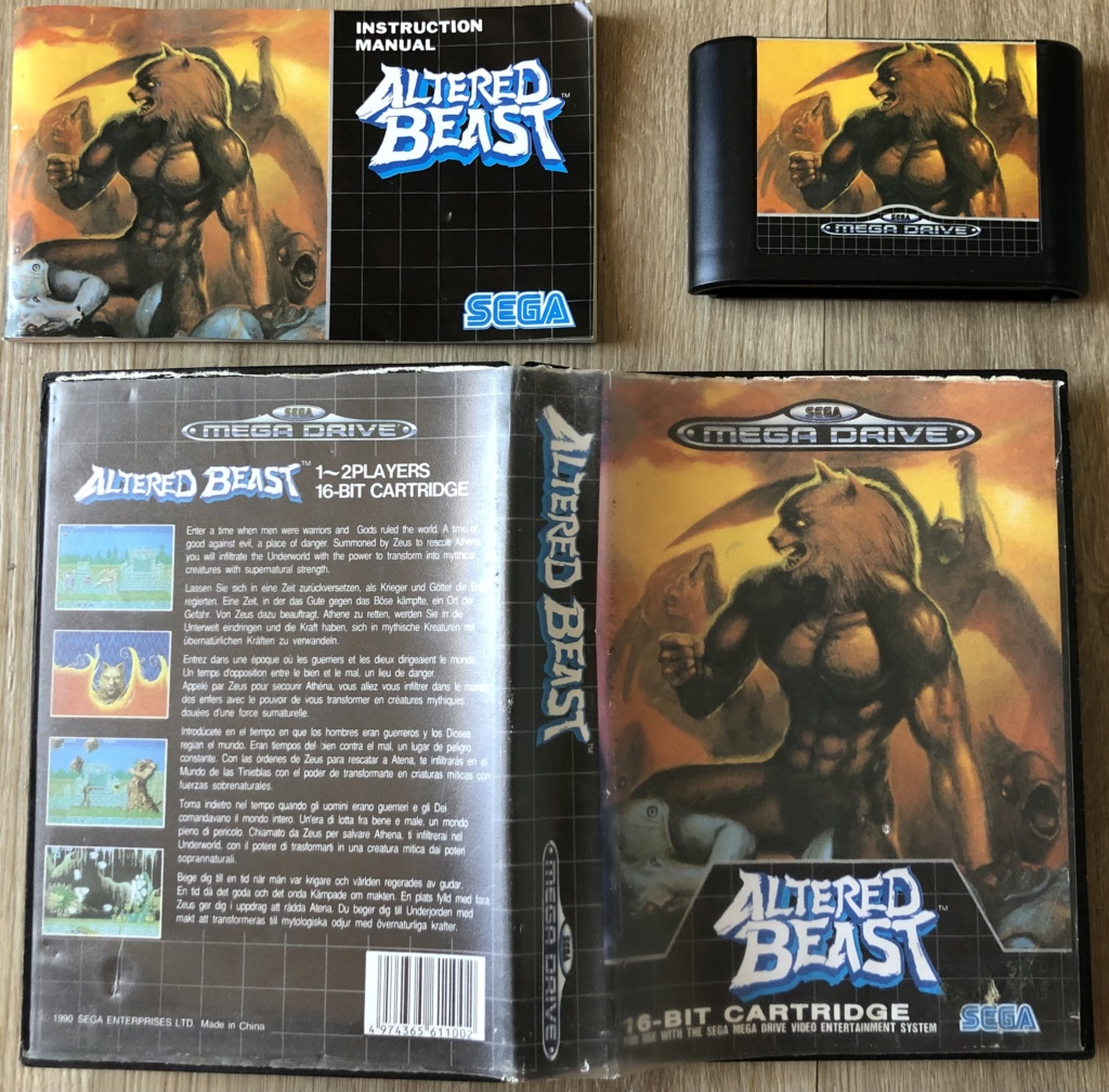 Altered Beast Dbdbe210