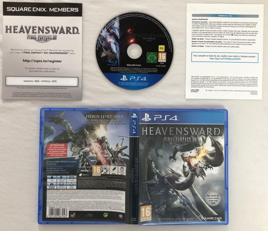 Final Fantasy XIV : Heavensward  De788510
