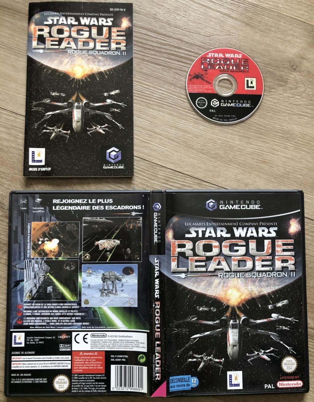 Star Wars Rogue Leader - Rogue Squadron II E01c2610