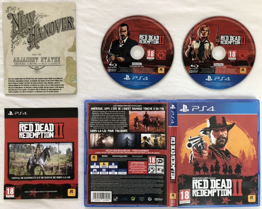 Red Dead Redemption 2 F01e9810