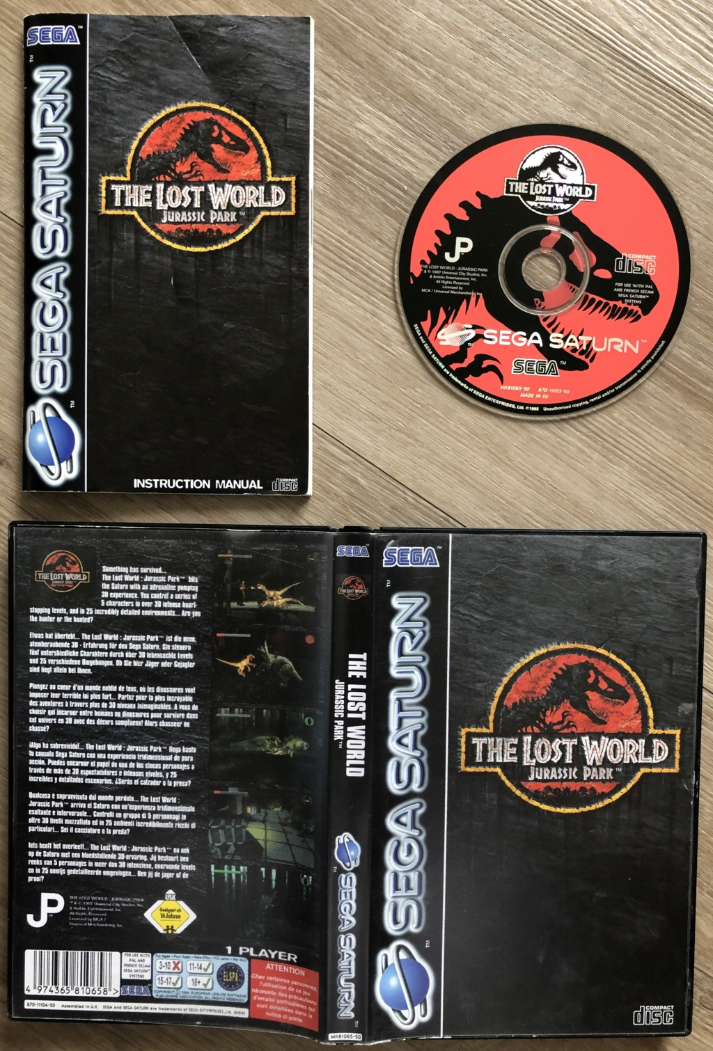 The Lost World : Jurassic Park F826ba10