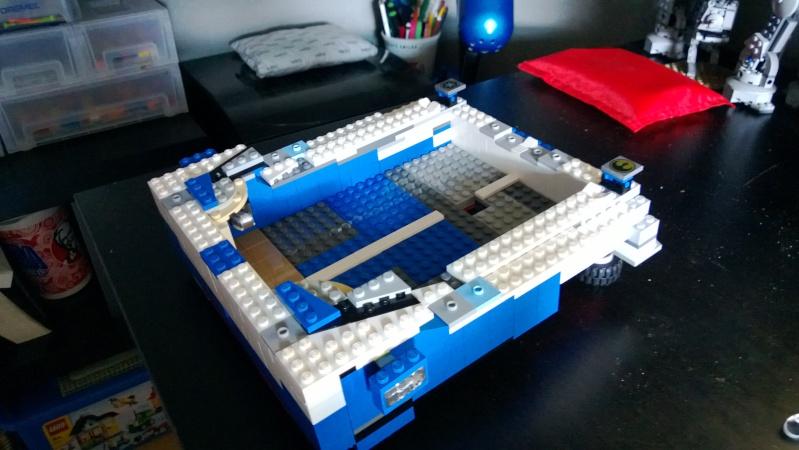 Support flipper Pour Ipad mini en LEGO Marlou13