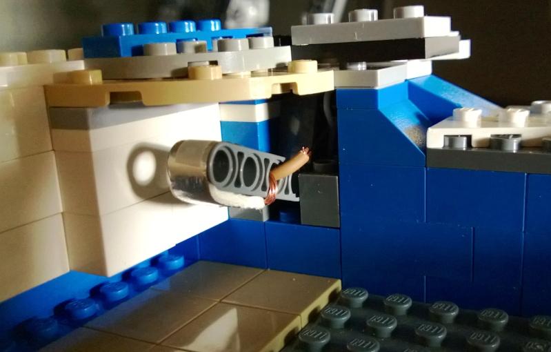 Support flipper Pour Ipad mini en LEGO Marlou16