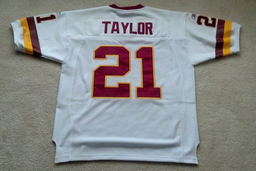 Authentic Sean Taylor Jersey Kgrhqr13