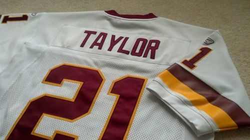 Authentic Sean Taylor Jersey T2ec1611