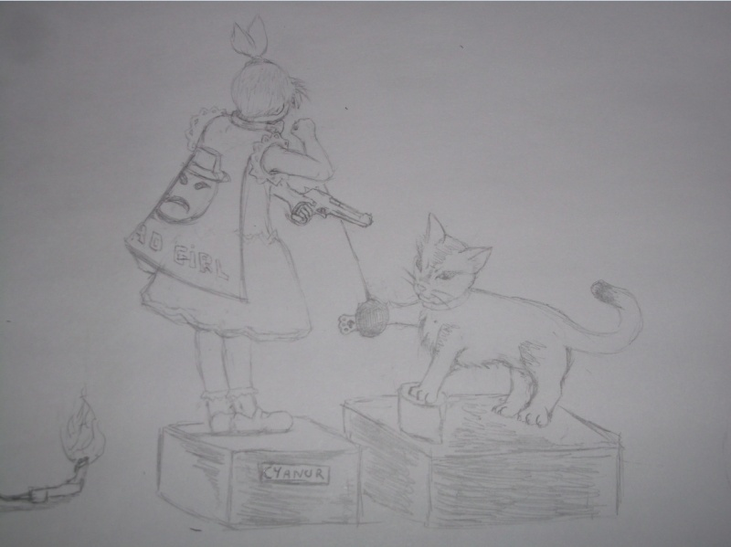 Petits dessins Chococo Fille_10