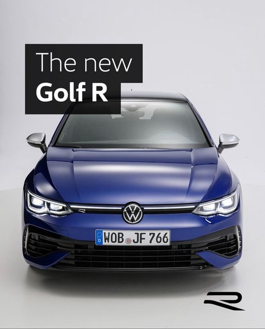 Golf 8 R OPF (version commerciale !) 12330110