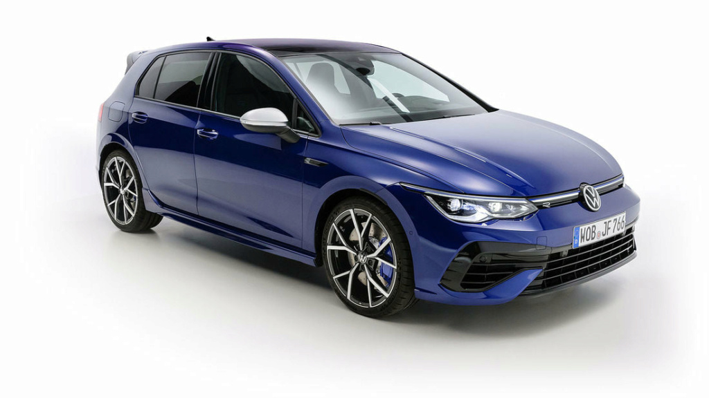 Golf 8 R OPF (version commerciale !) 12349710