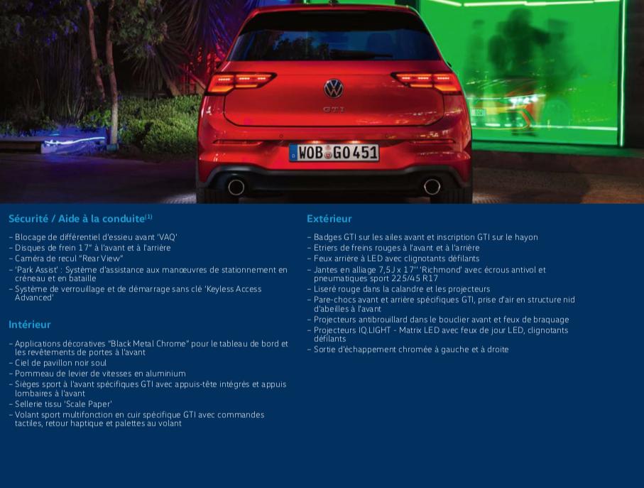 Golf 8 GTI OPF (version commerciale) Sche1127