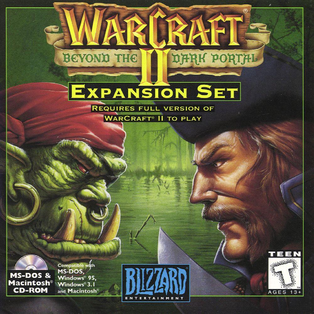 Warcraft II - EXPANSIÓN: Beyond the Dark Portal Exp_w210