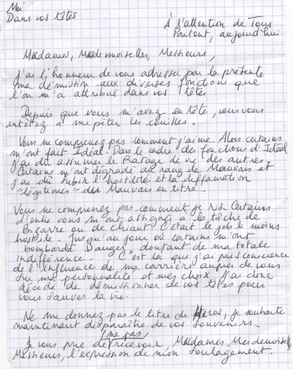 Les lettres inocentes Lettre16